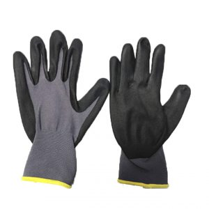 JSME8471 - Nylon & Micro Foam Nitrile Touch Safety Gloves