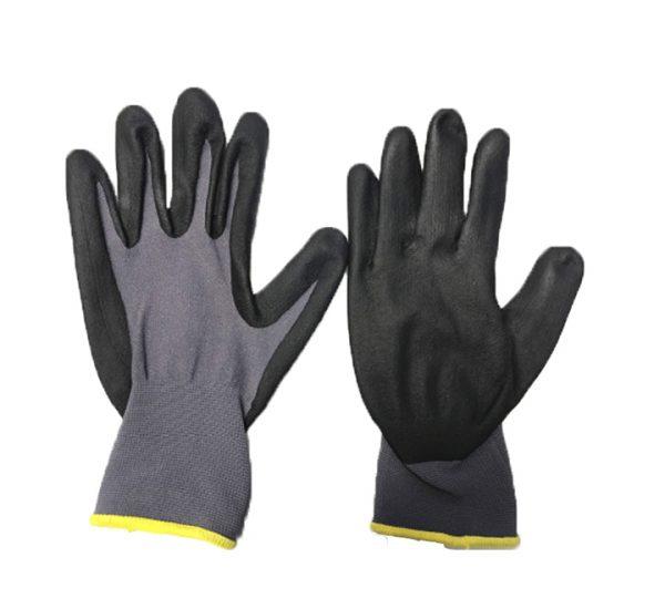 JSME8471 - Nylon & Micro Foam Nitrile Touch Safety Gloves